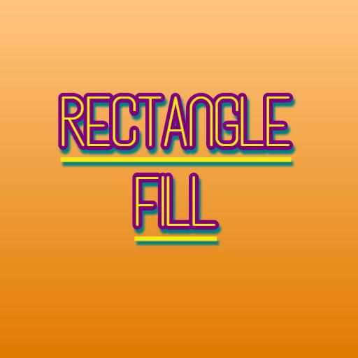 رنگ زمینه در rectangle